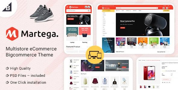 Martega - Mega Super Market BigCommerce Template - BigCommerce eCommerce