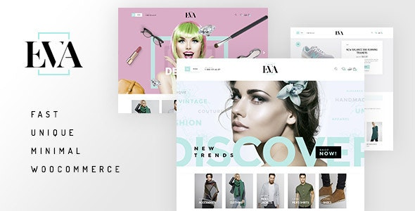 Eva - Fashion WooCommerce Theme - WooCommerce eCommerce