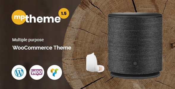 Mptheme - Tech Shop WooCommerce Theme - WooCommerce eCommerce