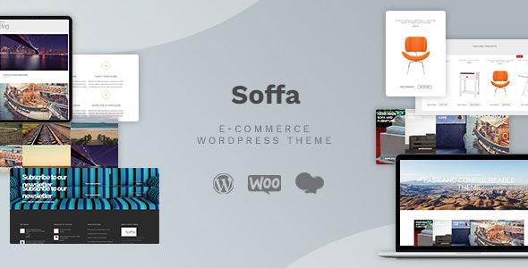 Soffa v2.2.12 – Furniture & Business WordPress Theme