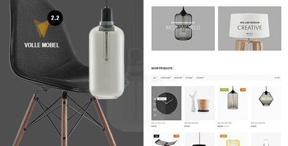 Vollemobel - Furniture WooCommerce WordPress Theme - WooCommerce eCommerce