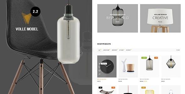 Vollemobel - Furniture WooCommerce WordPress Theme