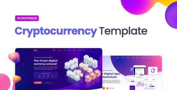 Moneer – Cryptocurrency Elementor Template Kit