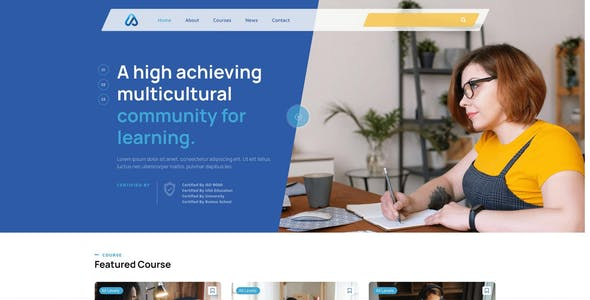 Eureka - Online Learning Elementor Template Kit
