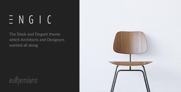 Engic - A Sleek Multiuse Responsive WordPress Theme - Miscellaneous WordPress