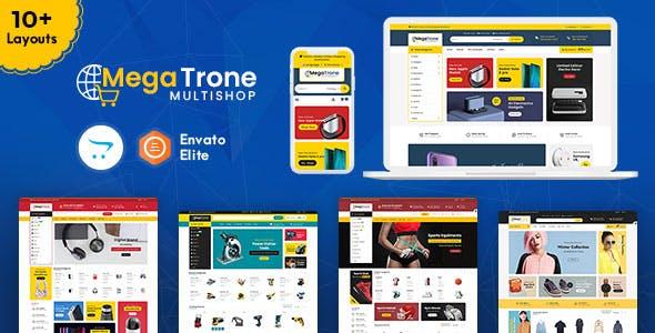 MegaTrone - OpenCart Multi-Purpose Responsive Theme