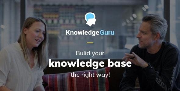 KGuru - Knowledge Base WordPress Theme - Miscellaneous WordPress