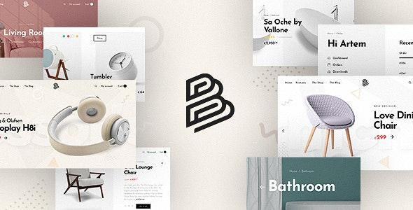 Barberry v2.9.8 – Modern WooCommerce Theme