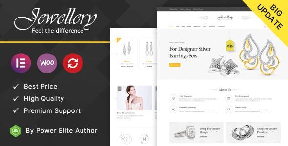 Jewellery - WooCommerce Responsive Theme