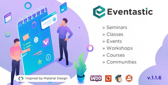 Eventastic - WordPress Theme for Events & Conferences - Events Entertainment