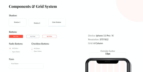 Multikart - Ecommerce Mobile App UI Kit