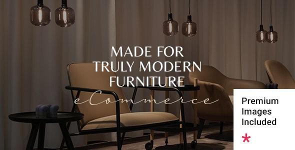 Töbel - Modern Furniture Store - WooCommerce eCommerce