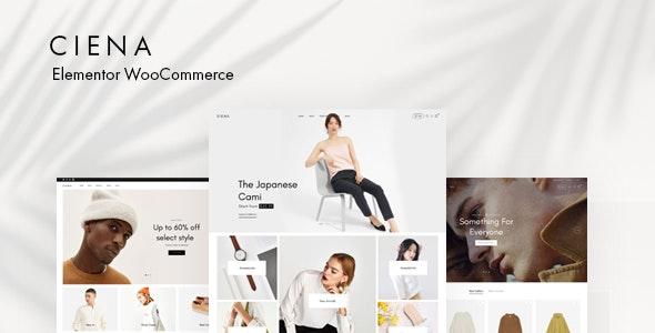 Ciena - Fashion WooCommerce WordPress Theme - WooCommerce eCommerce