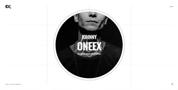 Oneex - Virtual Business Card