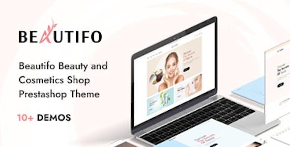 Leo Beautifo - Beauty Cosmetics Shop Prestashop Theme
