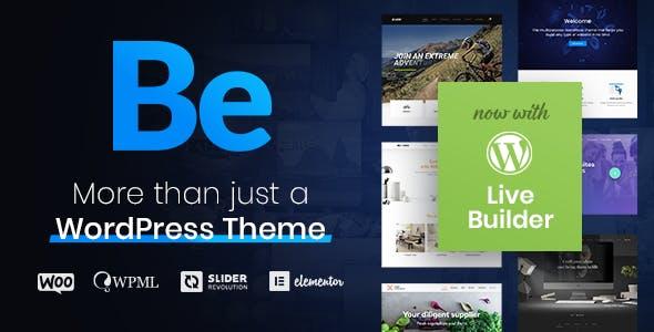 Betheme | Responsive Multipurpose WordPress Theme