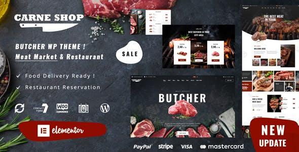 Carne - Butcher & Meat Restaurant
