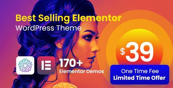 Phlox Pro v5.6.4 – Elementor MultiPurpose Theme