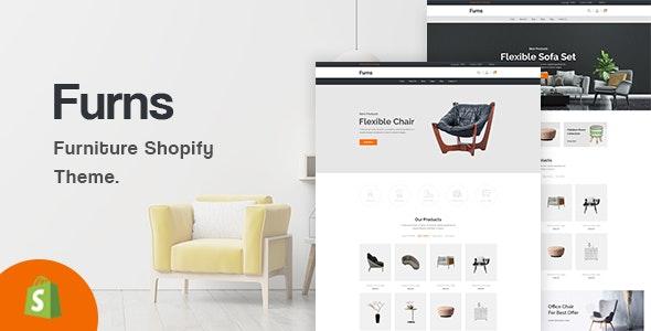 Furns - Furniture Shopify Theme - Shopping Shopify