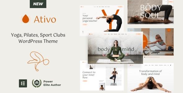 Ativo - Yoga Pilates - Health & Beauty Retail