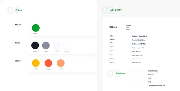 Sefex - Chef Finder Figma Template