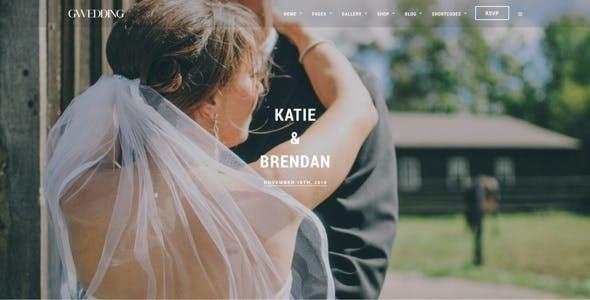 Grand Wedding WordPress