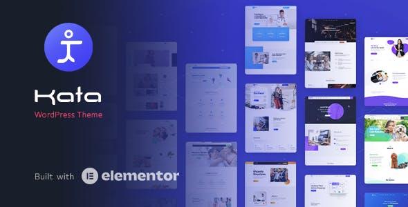 Kata - Elementor WordPress Theme