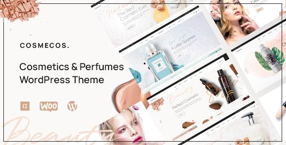 Cosmecos   Cosmetics & Perfumes WordPress Theme - WooCommerce eCommerce