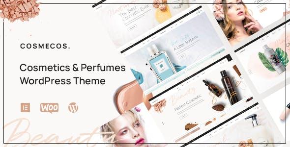 Cosmecos | Cosmetics & Perfumes WordPress Theme