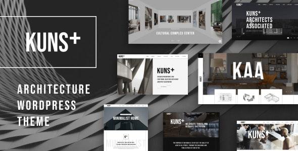 Kunst - Architecture - Portfolio Creative