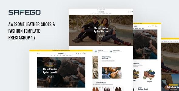 Leo Safego - Leather Shoes And Fashion Prestashop Theme - PrestaShop eCommerce