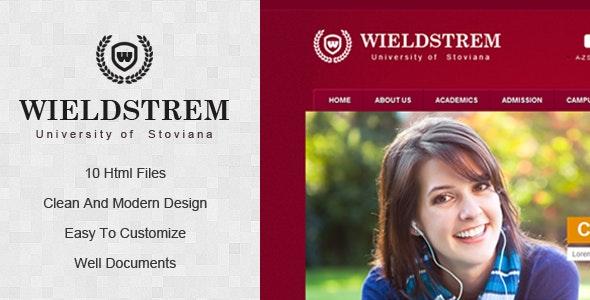 WieldStrem University - Business Corporate