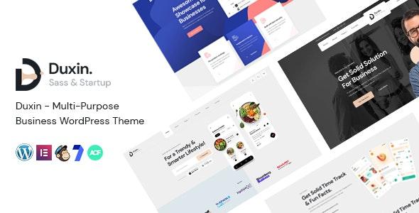 Duxin - Multi-Purpose Business WordPress Theme - Business Corporate