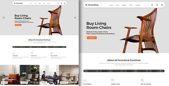 Innovative Furniture - Magento Responsive Theme
