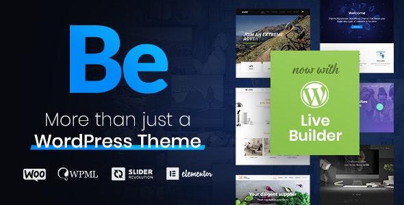 Betheme v24.0.3.1 – Responsive Multipurpose WordPress Theme
