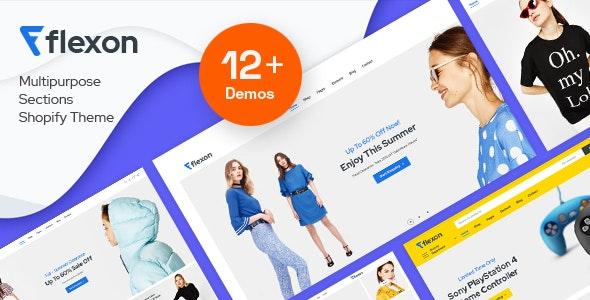 Flexon - Multipurpose Shopify Theme - Fashion Shopify