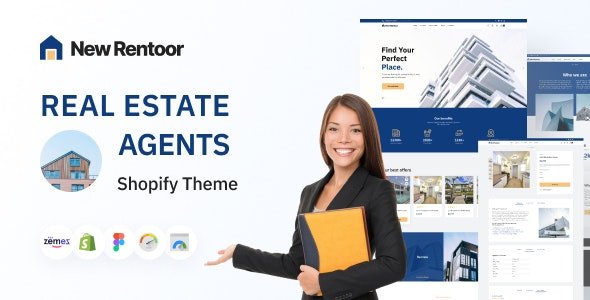Rentoor - Shopify for Real Estate Agents Theme - Miscellaneous Shopify