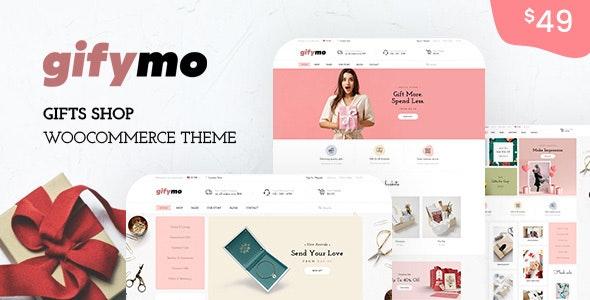 Gifymo - Giftshop WooCommerce Theme - WooCommerce eCommerce