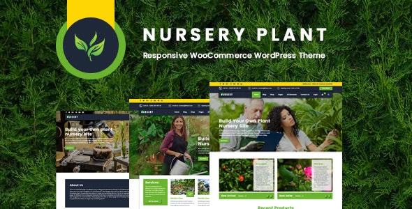 NurseryPlant - Responsive WooCommerce WordPress Theme - WooCommerce eCommerce