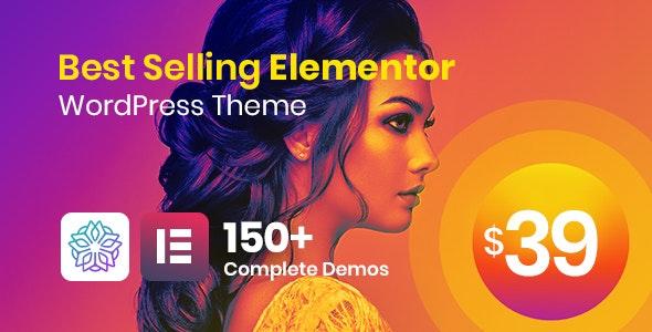 Phlox Pro v5.6.9 – Elementor MultiPurpose Theme