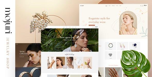 Mojuri – Jewelry Store WooCommerce Theme