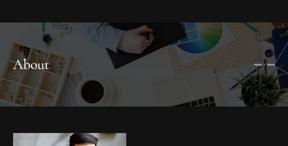 HiJason - CV & Self Branding Elementor Template Kit