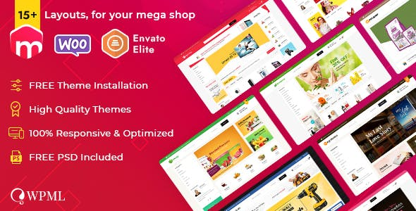 MegaShop - WooCommerce Multi-Purpose Responsive Theme