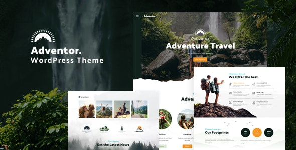 Adventor - Travel and Adventure WordPress Theme - Travel Retail