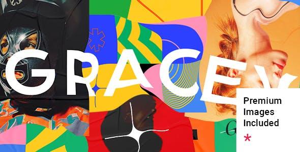 Gracey - Creative Portfolio Theme