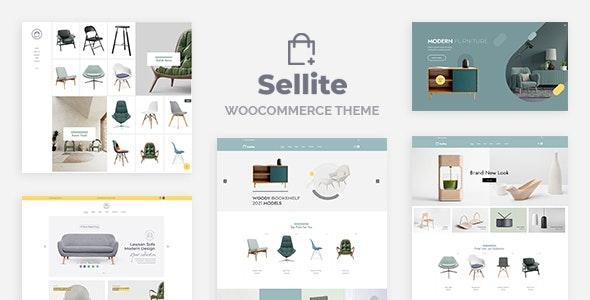 Sellite v1.0 – Furniture WooCommerce WordPress Theme