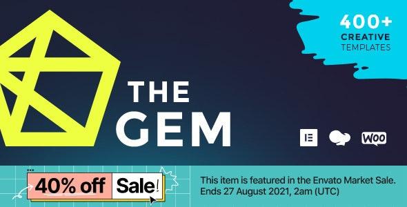 TheGem 5.0.2.2 – Creative Multi-Purpose WordPress Theme
