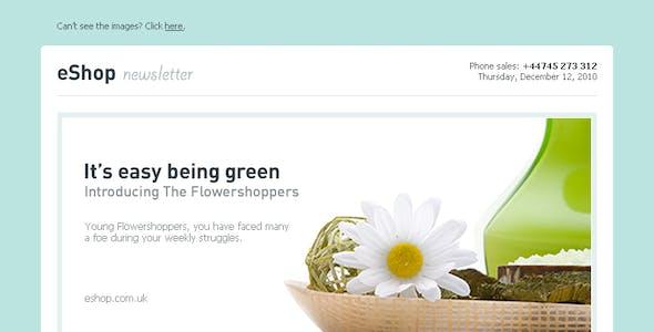 eShop Newsletter