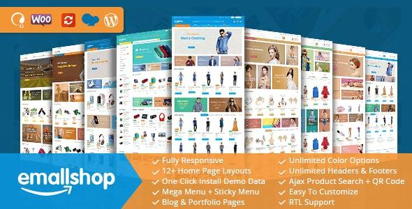 EmallShop - Responsive WooCommerce WordPress Theme