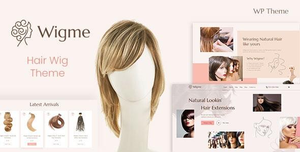 Wigme v1.0 – Beauty Cosmetics Shop
